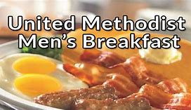 United Methodist Mens Breakfast